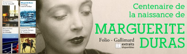 Dossier Marguerite Duras sur ePagine