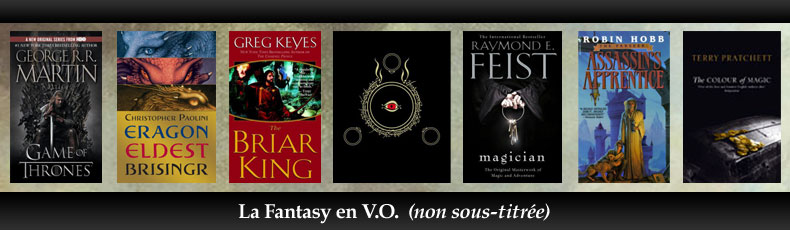 La Fantasy en Version Originale